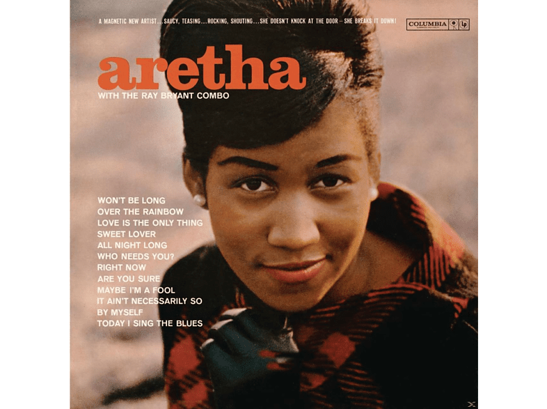 Aretha Franklin, Ray Bryant Combo - Aretha Franklin With The Ray Bryant Combo [Vinyl]