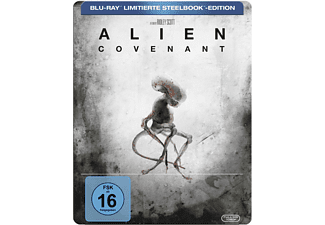 Alien: Covenant - SteelBook [Blu-ray]
