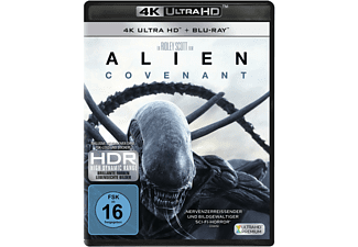 Alien: Covenant (Ultra HD Premium + BRD) [4K Ultra HD Blu-ray + Blu-ray]