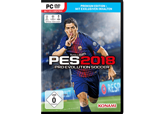 PES 2018 - Pro Evolution Soccer 2018 (Premium Edition) - PC