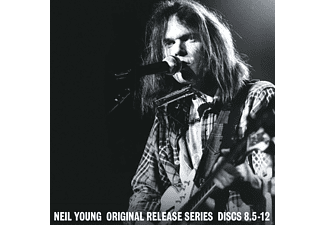 Neil Young - Official Release Series Discs 8.5-12 - (CD)