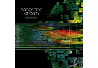 Tangerine Dream - Quantum Gate (Limited Coloured LP) - (Vinyl)