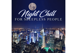 VARIOUS - Night Chill For The Sleepless - (CD)