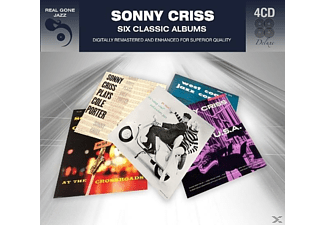 Sonny Criss - 6 Classic Albums - (CD)