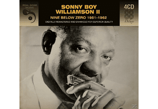 Sonny Boy Ii Williamson - Nine Below Zero 1951-62 - (CD)