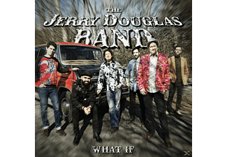 The Jerry Douglas Band - What If - (CD)