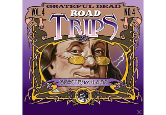 Grateful Dead - Road Trips 4 No.4 - (CD)