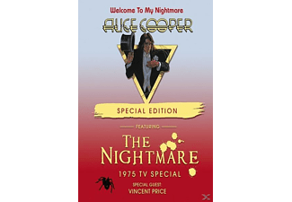 Alice Cooper - Welcome To My Nightmare-Special Edition (DVD) - (DVD)