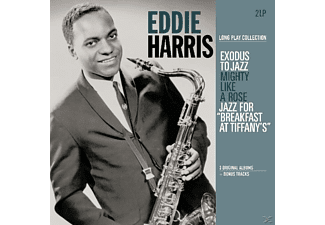 Eddie Harris - Exodus To Jazz/Mighty Like A Rose/Jazz For Breakfa - (Vinyl)