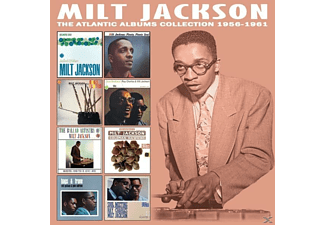 Milt Jackson - The Atlantic Albums Collection: 1956-1961 - (CD)