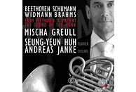 Mischa Greull, Andreas Janke, Huh Seung-yeun - From Beethoven to Present-The Sound of the Horn [CD]