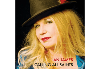 Jan James - Calling All Saints - (CD)