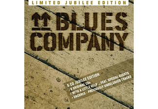 Blues Company - Jubilee Edition - (CD)
