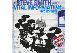 Steve Smith & Vital Information NYC Edition - Heart Of The City - (CD)