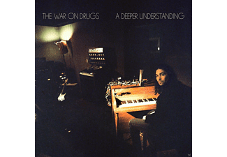 The War On Drugs - A Deeper Understanding - (Vinyl)
