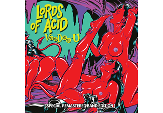 Lords Of Acid - Voodoo-U (2LP/Ltd.) - (Vinyl)