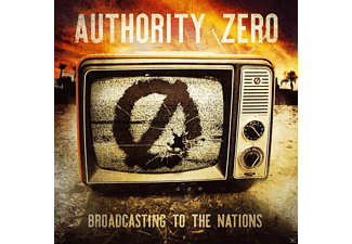 Authority Zero - Broadcasting To The Nations - (CD)