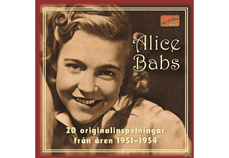 Alice Babs - 20 Original Recordings - (CD)