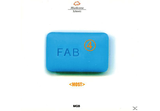Fab Four - Most - (CD)