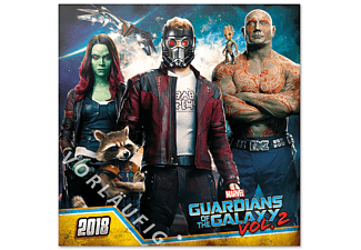 Guardians of the Galaxy Vol.2 Kalender 2018