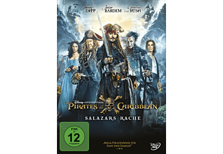 Pirates of the Caribbean: Salazars Rache Abenteuer DVD