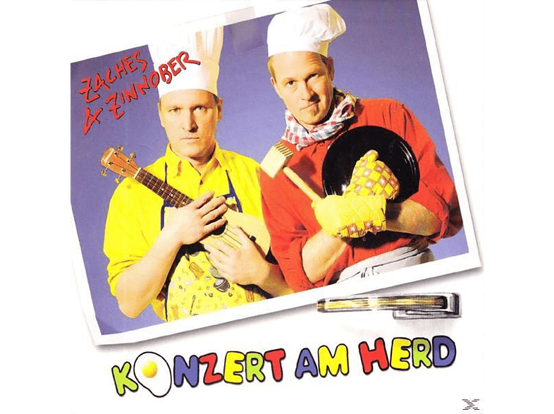 Zaches & Zinnober - Konzert Am Herd [CD]