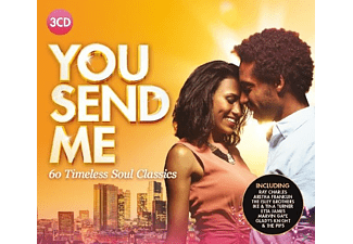VARIOUS - You Send Me [CD]