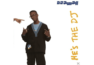 The Fresh Prince, Dj Jazzy Jeff - He's The DJ I'm The Rapp - (CD)