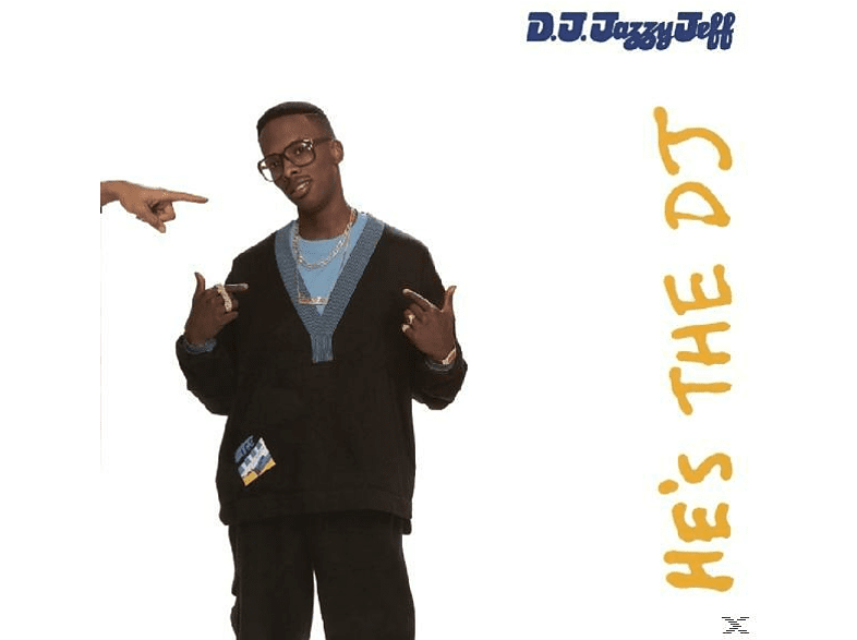 The Fresh Prince, Dj Jazzy Jeff - He's The DJ I'm The Rapp [CD]