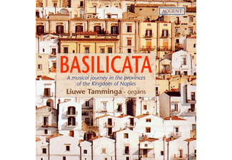 Tamminga Liuwe - Basilicata,A Musical Journey In The Pro - (CD)
