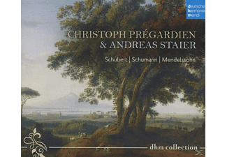 Christoph Prégardien, Andreas Staier - Prégardien/Staier-dhm Collection - (CD)