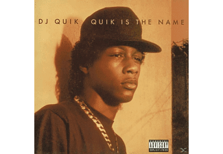 Dj Quik - Quik Is The Name - (Vinyl)