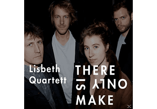 Lisbeth Quartett - There Is Only Make - (CD)