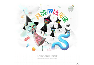 Iglooghost - Neo Wax Bloom (Heavyweight Clear 2LP+MP3) - (LP + Download)