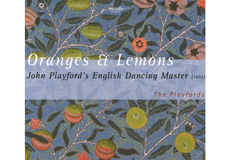 The Playfords - Oranges And Lemons-The English Dancing M - (CD)