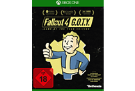Fallout 4: Game of the Year Edition (uncut) [Xbox One]