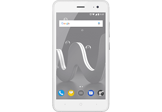 WIKO Smartphone Jerry 2 Dual SIM Silver