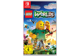 SW LEGO Worlds - Nintendo Switch