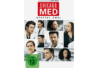 Chicago Med - Staffel 2 - (DVD)