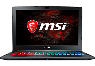 MSI PC portable gamer GP62M 7REX Leopard Pro Intel Core i7-7700HQ (GP62M 7REX-1290BE)