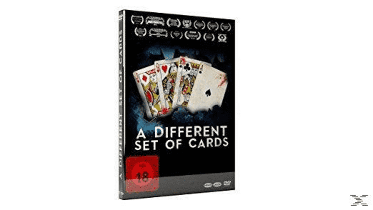 A DIFFERENT SET OF CARDS auf DVD