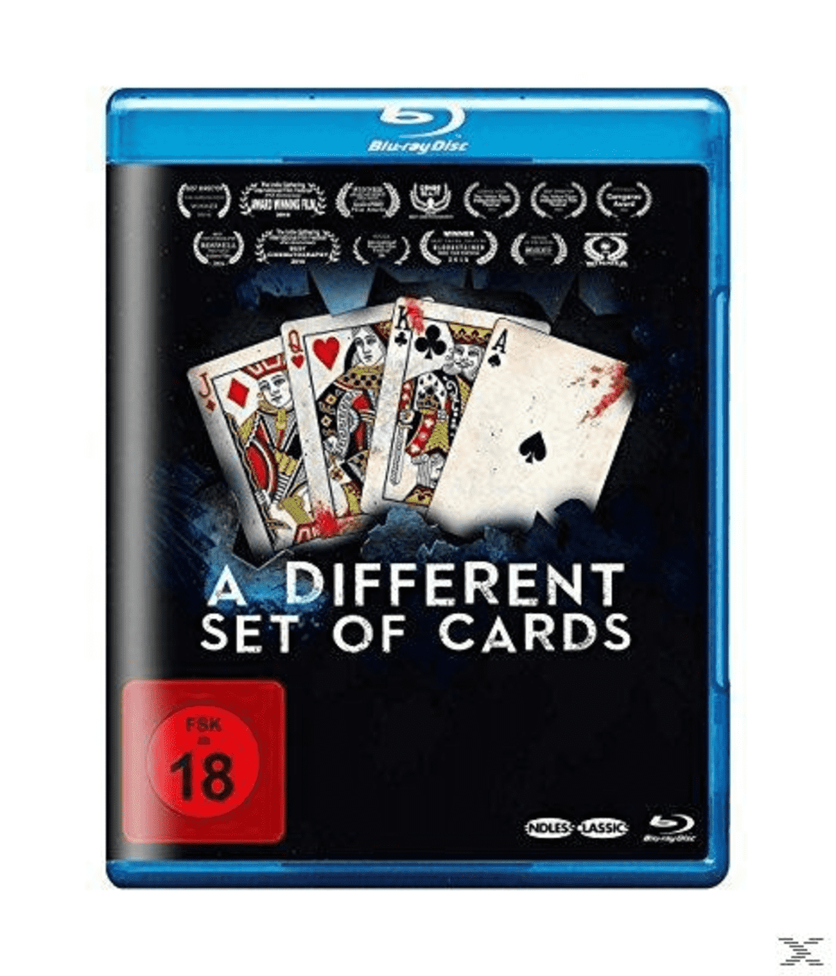 A DIFFERENT SET OF CARDS auf Blu-ray