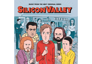 OST/VARIOUS - Silicon Valley: The Soundtrack (Ltd.Colored/LP+MP3 - (LP + Download)