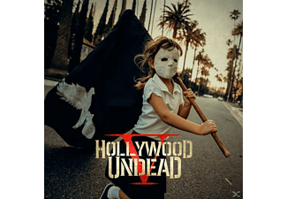 Hollywood Undead - Five - (CD)