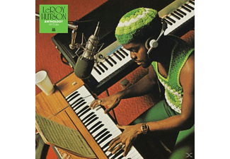 Leroy Hutson - Anthology 1972-1984 - (CD)