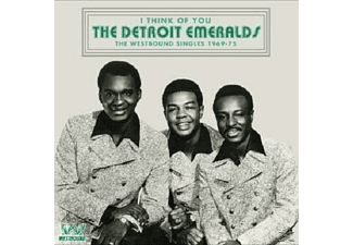 Detroit Emeralds - I Think Of You-Westbound Singles 1969-75 [CD]
