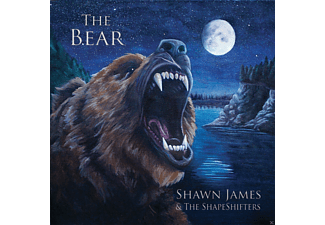 Shawn James & The Shapeshifters - The Bear - (CD)