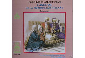 VARIOUS - L'AGE D'OR DE LA MUSIQUE EGYPT - (CD)