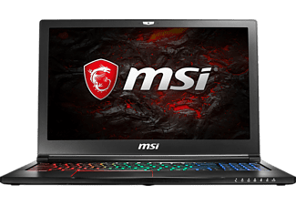 MSI Gaming laptop GS63VR 7RG Stealth Pro Intel Core i7-7700HQ (GS63VR 7RG-044BE)