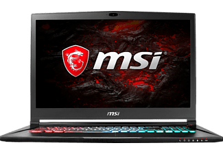 MSI PC portable gamer GS73VR 7RG Stealth Pro Intel Core i7-7700HQ (GS73VR 7RG-038BE)
